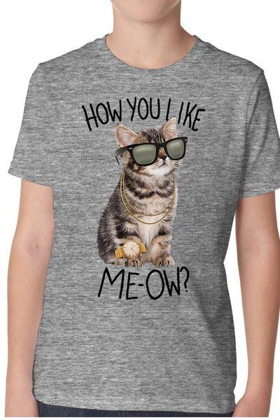 How You Like Meow Youth T-Shirt
