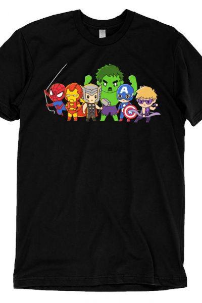 Men of Marvel Shirt | Official Marvel Tee – TeeTurtle