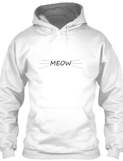 Minimalist MEOW Shirt