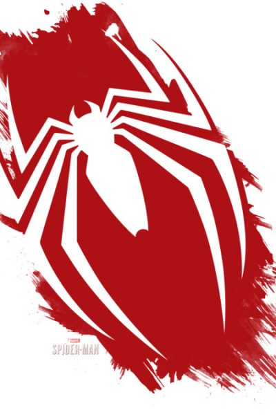 Spider Brush T Shirt By Marvel Design By Humans