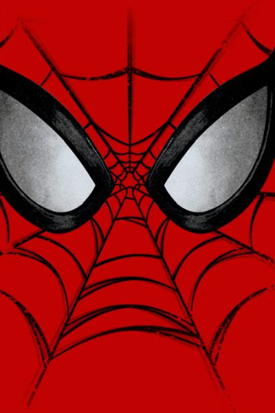 Spider Man Webbed Face T Shirt By Marvel Design By Humans