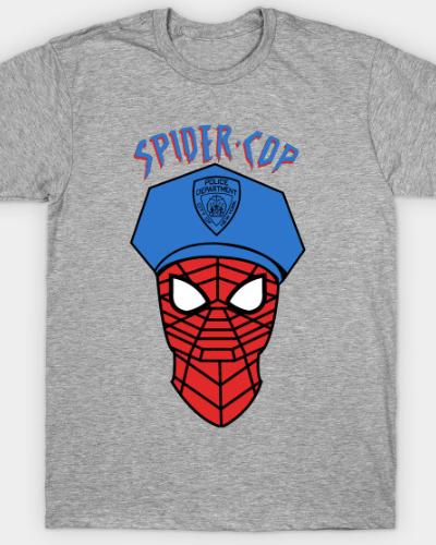 Amazing Spider-Cop