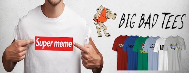 4c9a28663 Discover Premium Graphic T-Shirts - TeeHunter.com