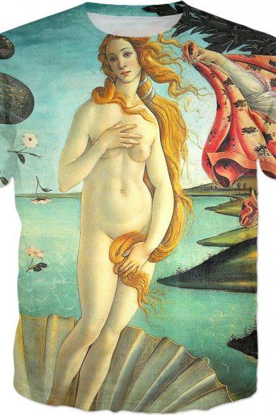 BIRTH OF VENUS BOTTICELLI (LARGE)