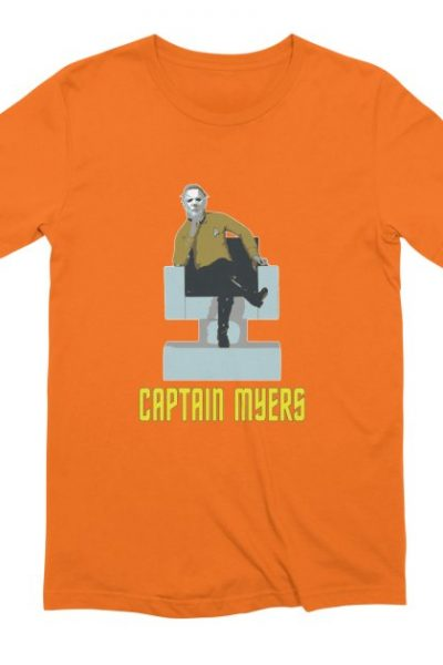 Captain Myers | oldtee's Artist Shop