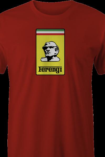 Ferengi Ferrari