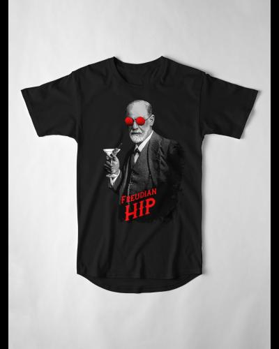 Hipster Psychologist Sigmund Freud