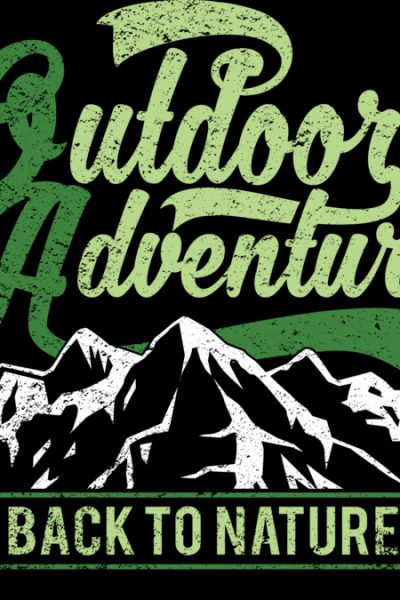 OUTDOOR ADVENTURE T Shirt By Tshirtevolution Design By Humans