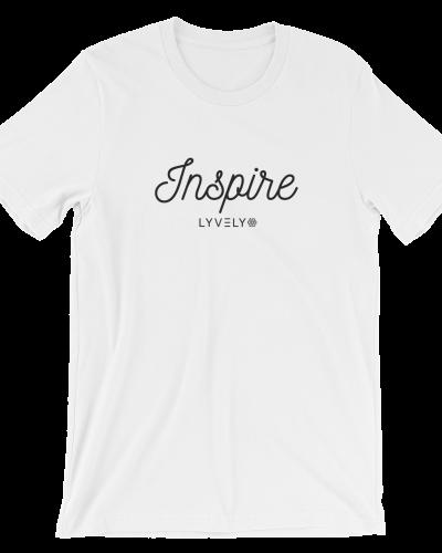 Inspire Lyvely T-shirt