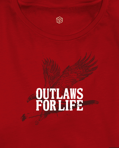 Outlaws for Life Eagle Edition