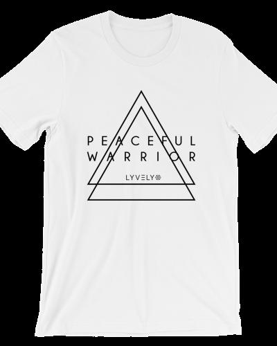 Peaceful Warrior Tee