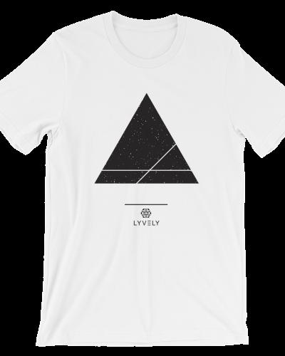Triangle and Stars Tee