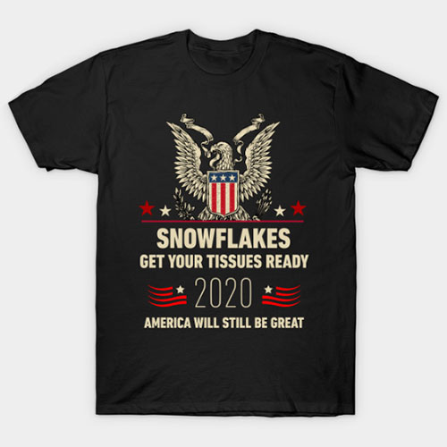 Trump 2020 Presidential Election T-Shirt
