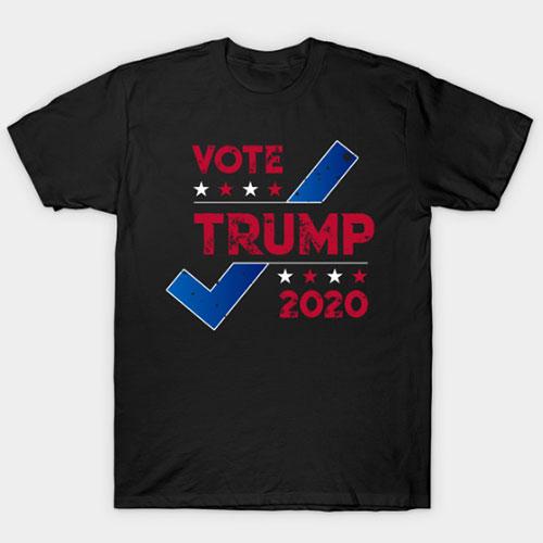 Trump 2020 Presidential Election T-Shirt