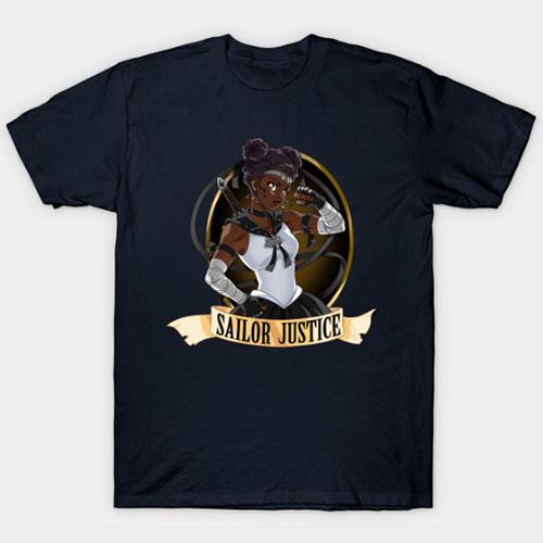 Sailor Justice T-Shirt