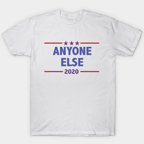 2020 Presidential Election T-Shirt T-Shirt