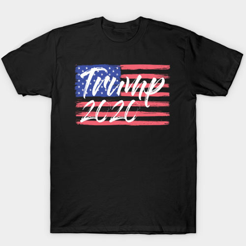 Trump Election Year 2020 T-Shirt