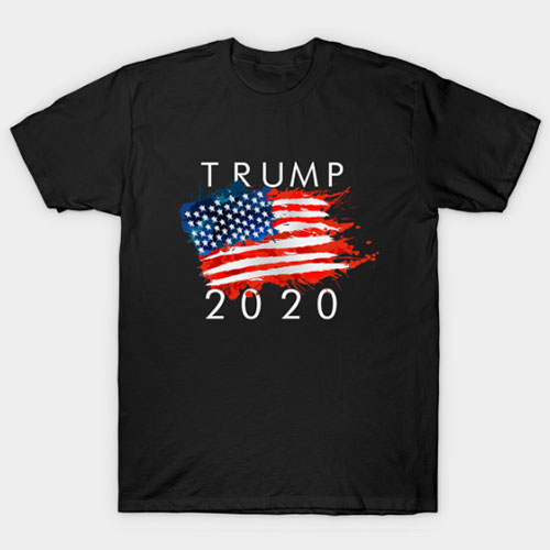 Pro Trump 2020 Re-Election T-Shirt