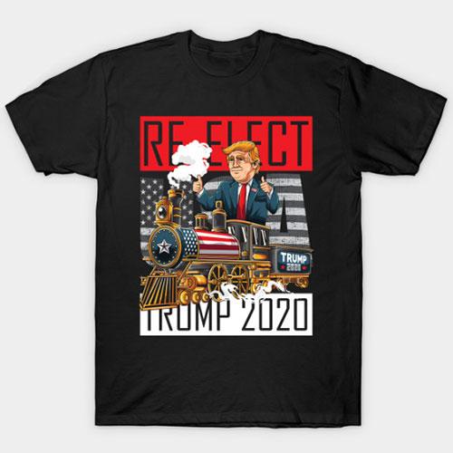Re Elect Trump 2020 T-Shirt