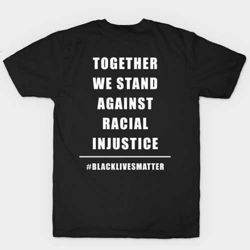 Together We Stand Against Racial Injustice