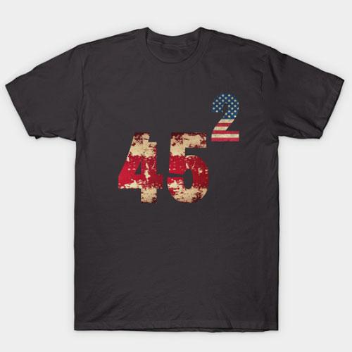 45 squared T-Shirt