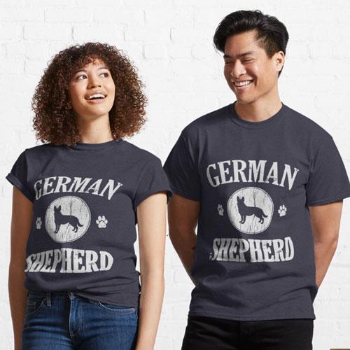 Classic German Shepherd Classic T-Shirt
