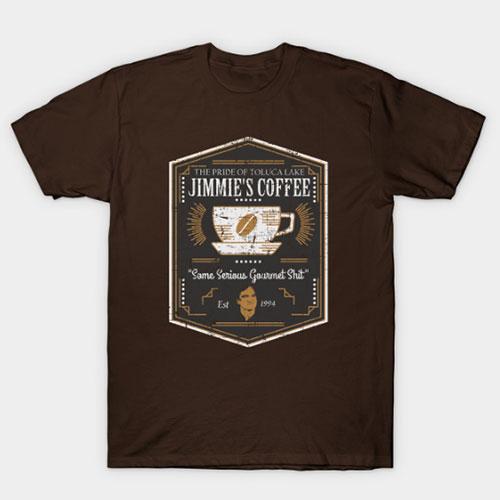 Jimmie's Coffee T-Shirt