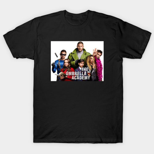 The Umbrella Academy T-Shirt