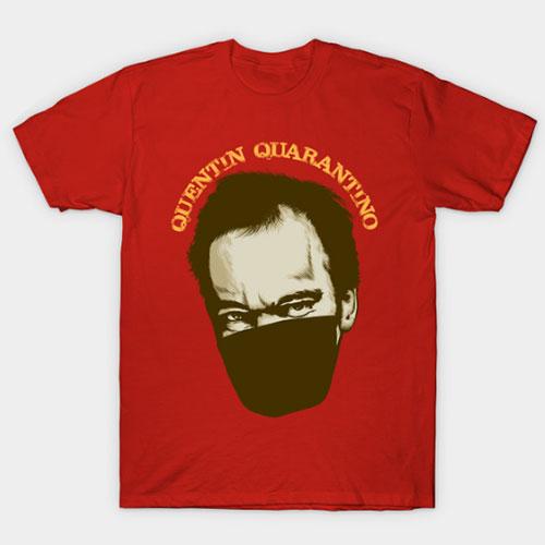 Quentin Quarantino T-Shirt