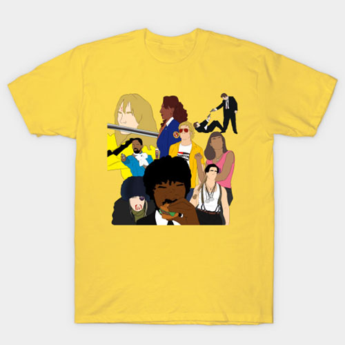 Tarantino Universe T-Shirt