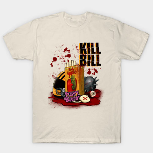 Red Apple Cigarette's: Kill Bill T-Shirt