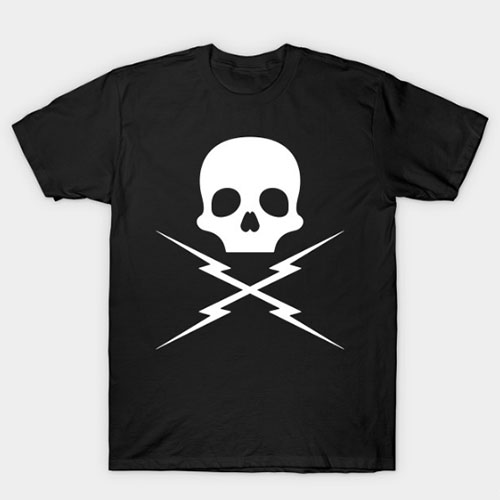 Death Proof Skull T-Shirt