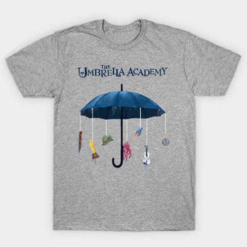 Umbrella Academy Fanart T-Shirt