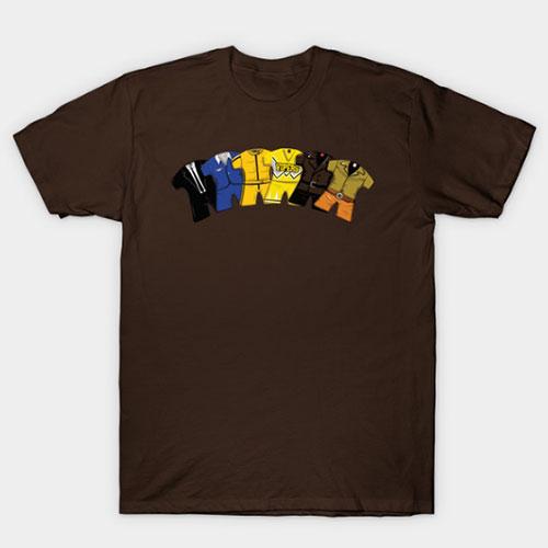 Full Tarantino T-Shirt
