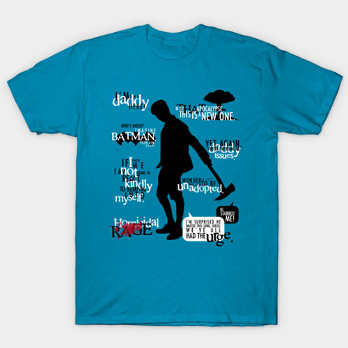 The Umbrella Academy: Five T-Shirt