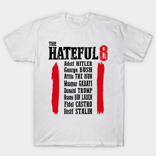 Hateful 8 T-Shirt