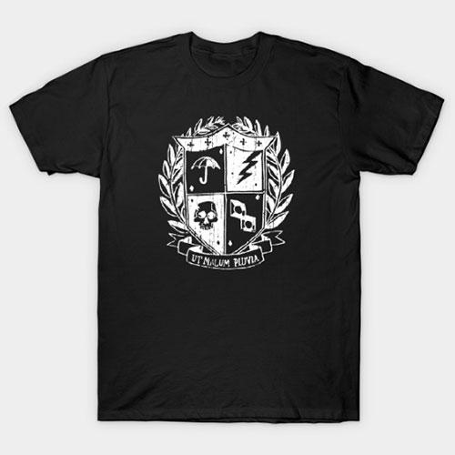 The Umbrella Academy Varsity T-Shirt