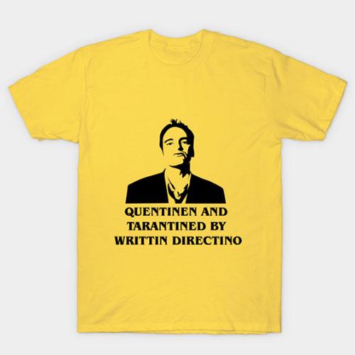 QUENTIN DIRECTINO – Black T-Shirt