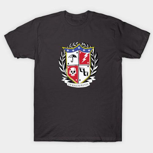 Umbrella Badge T-Shirt