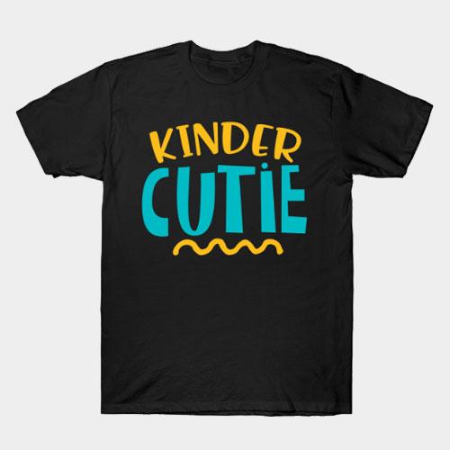 Kinder Cutie T-Shirt