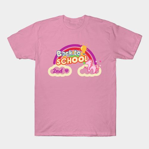 Back to school 2nd T-Shirt
