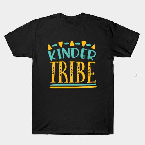 Kinder Tribe T-Shirt
