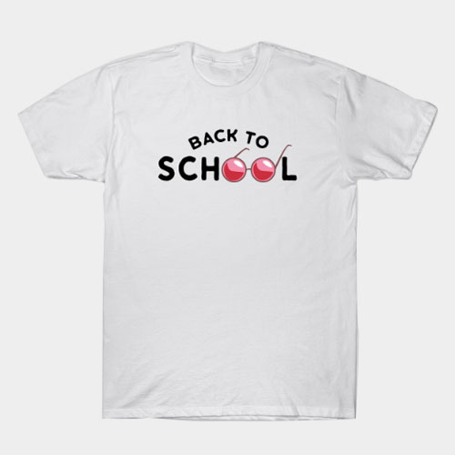 Back To School Cool Style T-Shirt