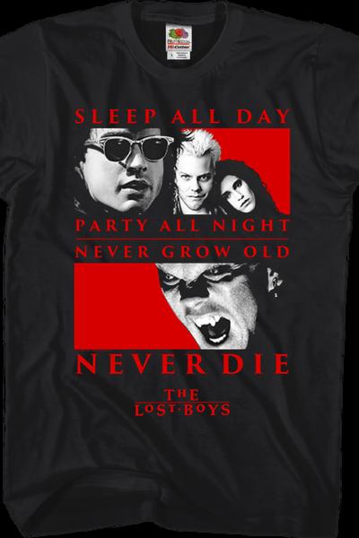 Never Die Lost Boys