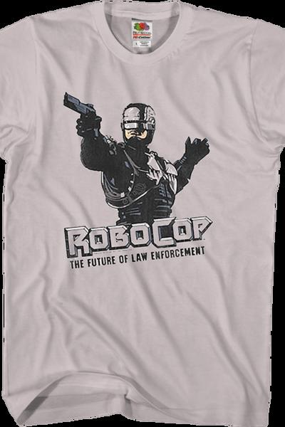 Future of Law Enforcement Robocop