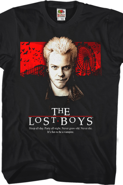 It's Fun To Be A Vampire Lost Boys