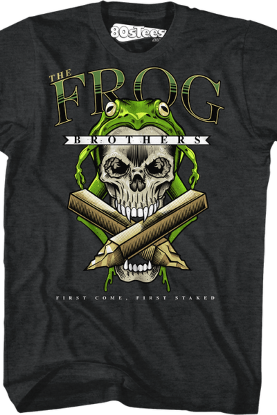Lost Boys Frog Brothers