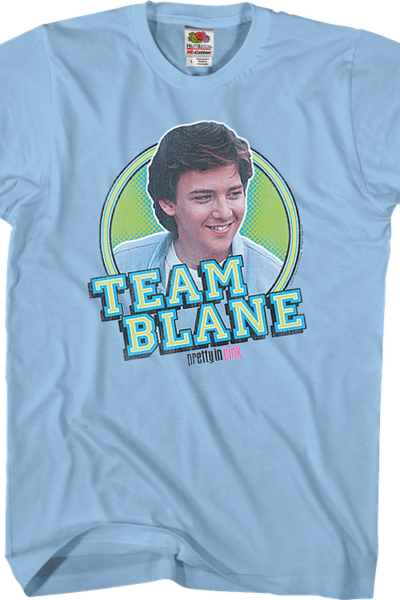 Team Blaine Pretty In Pink