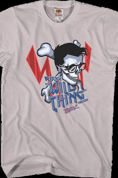 Wild Thing Skull Major League