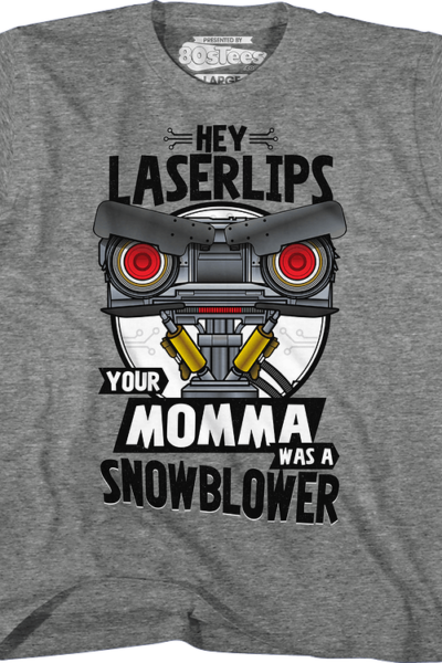 Youth Your Momma Was A Snowblower Short Circuit